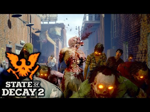 Turning into a ZOMBIE! | State of Decay 2