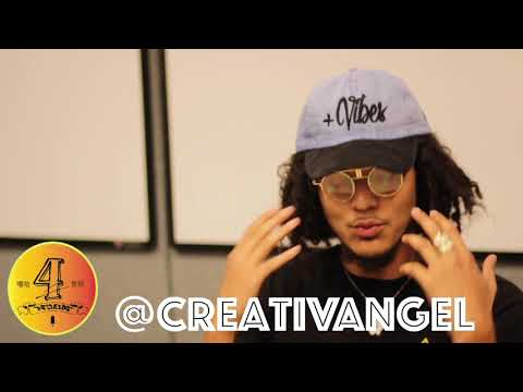 4 The Culture Talk Show: Creativ Angel speaks on Law of Attraction