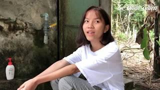 """Nữ sinh viên đại học nặng 35kg, 1 mình giữa """"ch.ợ đ.ời"""" vì ba mẹ đi xa..."""