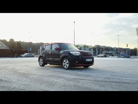 #35 Winter test of Kia Soul EV
