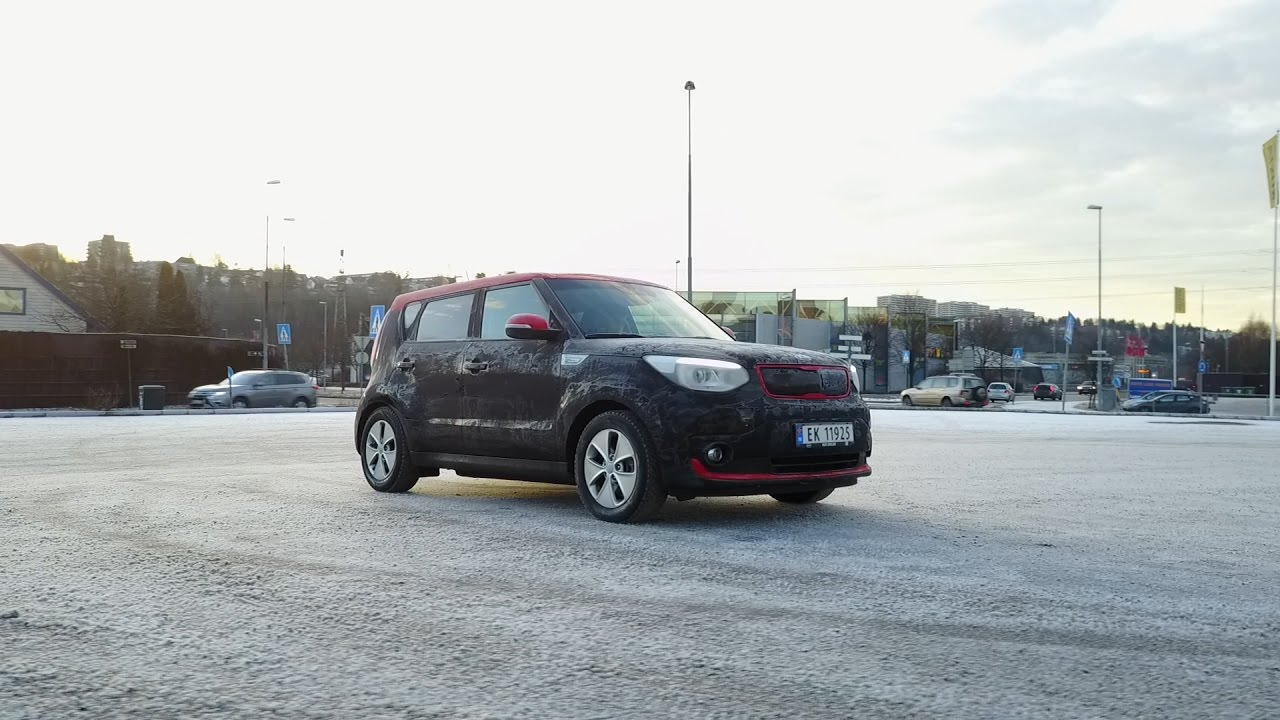 Kia Soul: Snowy or icy conditions
