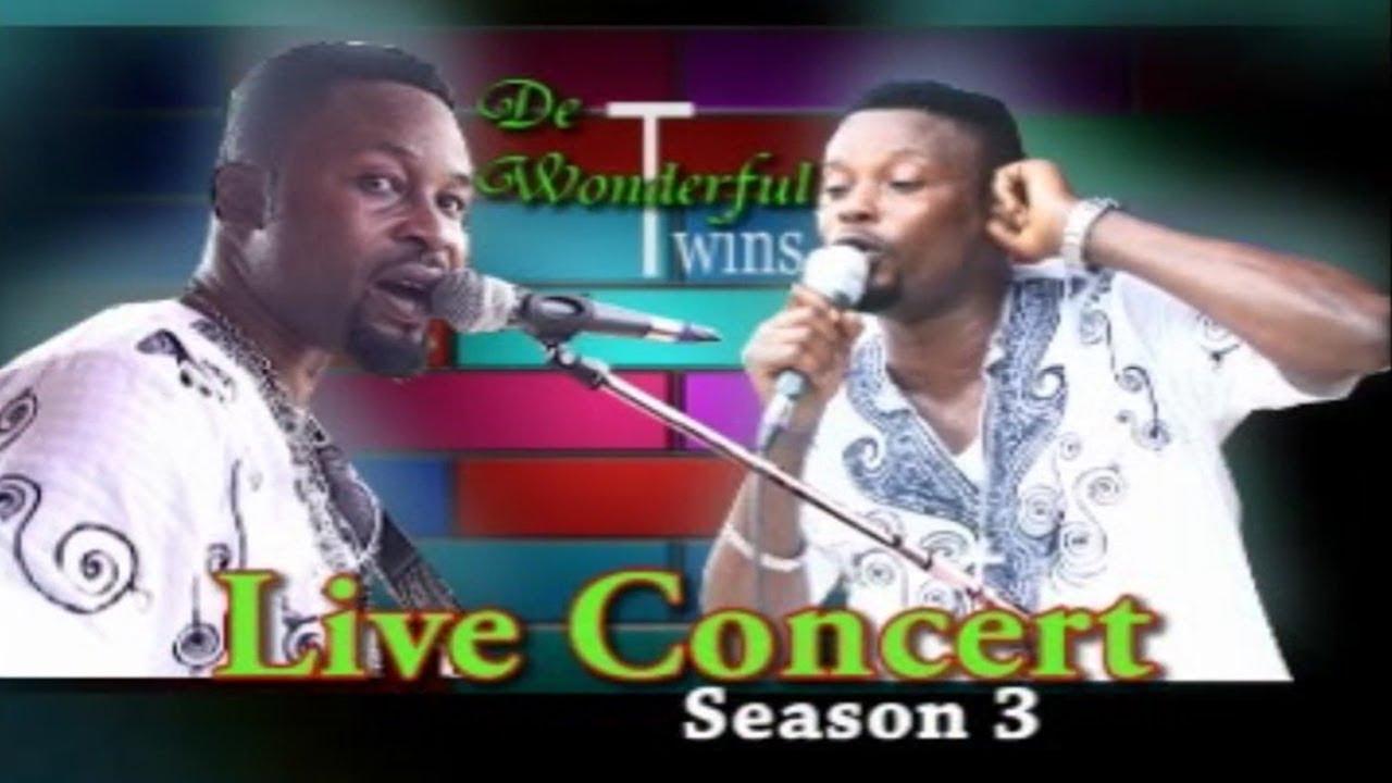 Download De Wonderful Twins Live on Stage Vol. 3 ► Benin Music Live On Stage
