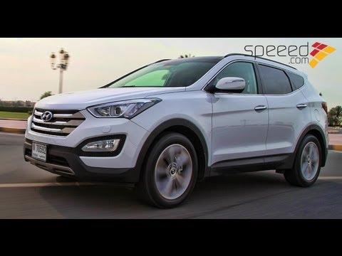 2016 Hyundai Santa Fe >> Hyundai Santa Fe - هيونداي سنتافي - YouTube