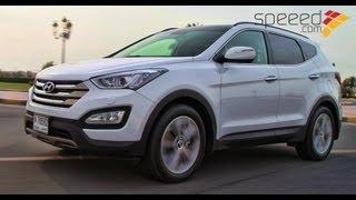 Hyundai Santa Fe - هيونداي سنتافي