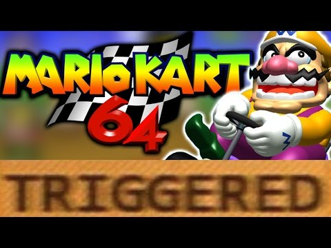 How Mario Kart 64 TRIGGERS You!