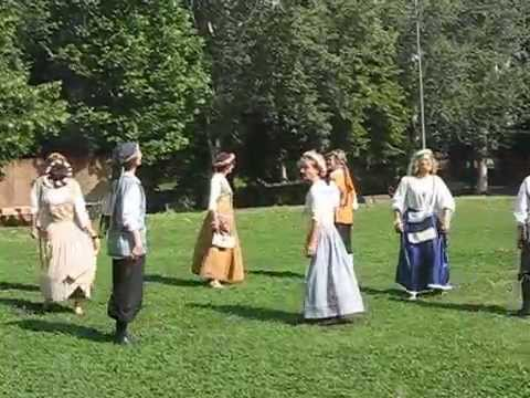 Danze con la Compagnia Girovagando - 1