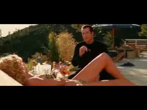 Uma Thurman Be Cool Sexy Bikini Moment