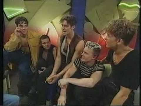 Take That on Gimme 5 - ITV - Interview & Performance - 1992