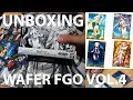 Unboxing Wafer FATE GRAND ORDER Vol. 4