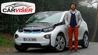 BMW i3 Test Sürüşü - Review (English subtitled)