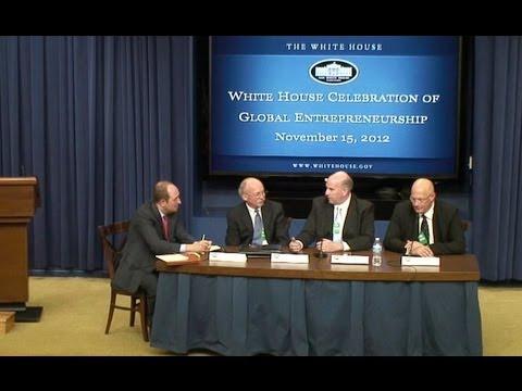White House Celebration of Global Entrepreneurship Part 2