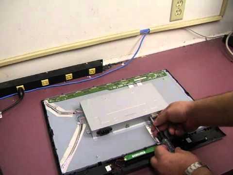 Repairing a Viewsonic VX2235wm