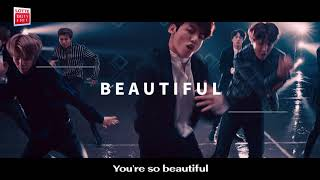 "[ENG] LOTTE DUTY FREE x BTS M/V ""You're so Beautiful"""