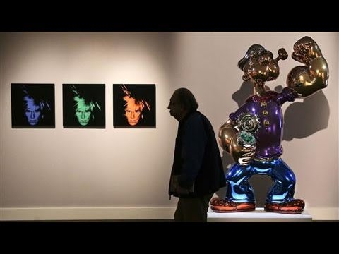 New York's Art Auctions: Winners, Losers