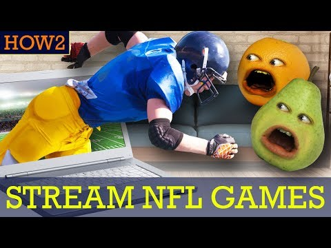 HOW2: How To Stream NFL Games!