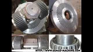 Pellet Press Parts, wood pelle…