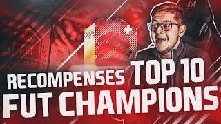 FIFA 18 - RÉCOMPENSES FUT CHAMPIONS TOP 100 !