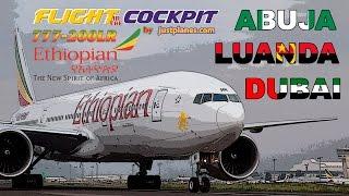 ETHIOPIAN Boeing 777-200LR