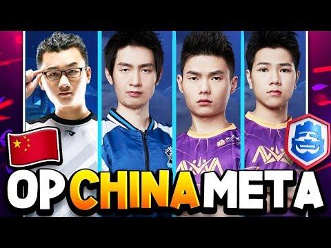 CHINA META OP! 6 MIND-BLOWING DECKS that WON!