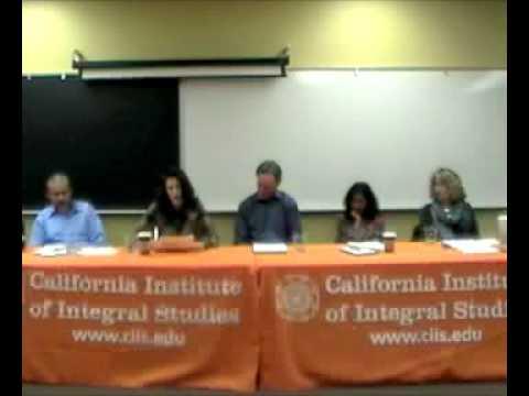 ICP Psychoanalyst Panel