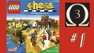 Lego Chess Episode 1 - YEEHAW!