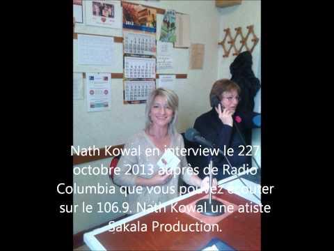 Nath Kowal, Radio Columbia 27 10 2013