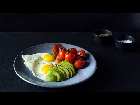 Community Fitness Recipes: Bacon and Eggs