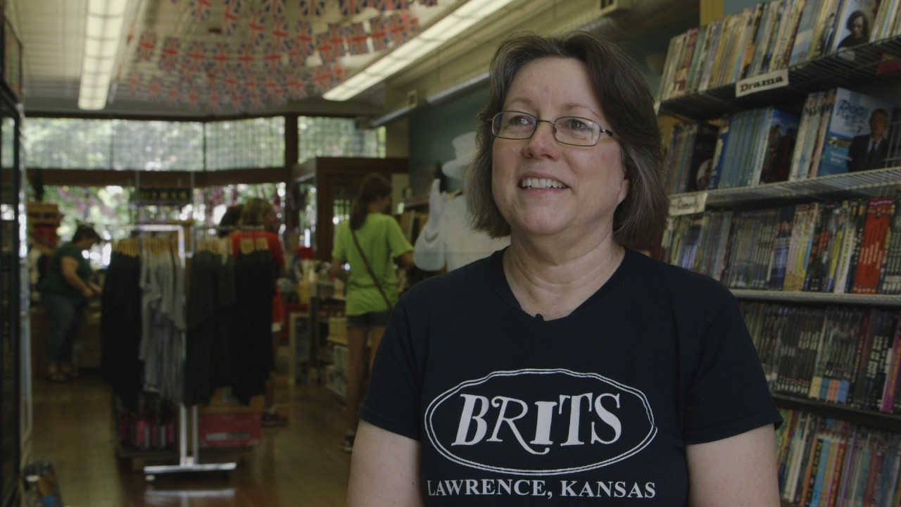 Brits of Lawrence Supports KCPT