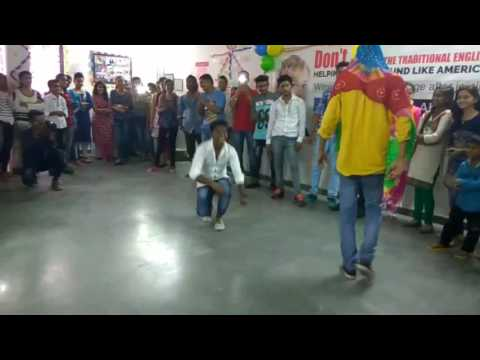 Neeche Phoolon Ki Dukan Uper Gori Ka Makan song Dance Pro... by Nishant kohli