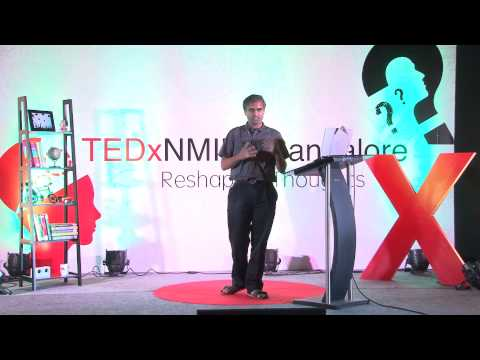 Data, Politics and Anomalies | S Anand | TEDxNMIMSBangalore