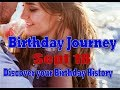 Birthday Journey September 18 New