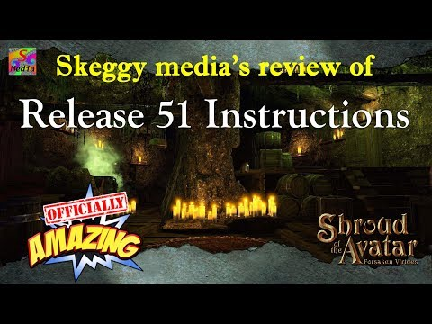 shroud of the avatar r51 patch notes review