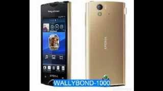 Toques de celular-Sony Xperia
