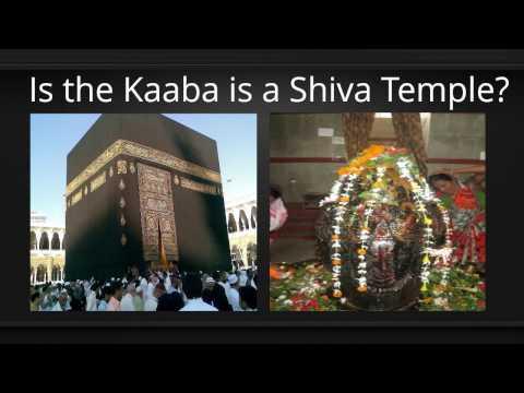 Kaaba Is A Shiva Temple: Kaaba Or Shiva Linga