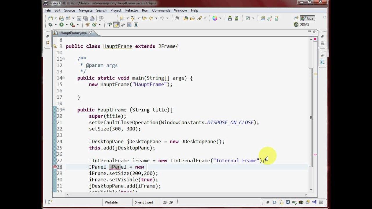Ide Eclipse For Java