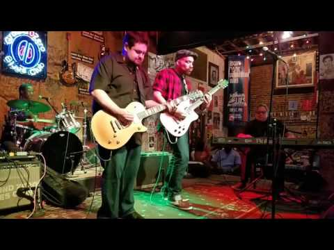 Monster Mike Welch and Mike Ledbetter - Kay Marie (live in Clarksdale, MS 5/13/17)
