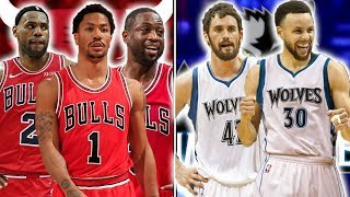 "8 Greatest ""What If's"" in Recent NBA History"