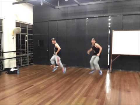 Rump Shaker by Wreckx-N-Effect Choreography