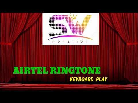 Airtel Ringtone Tutorial - Keyboard Play - Srikanth...