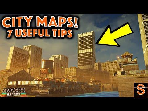 FAR CRY 5 MAP EDITOR TIPS | 7 Tips For City/Urban Environments