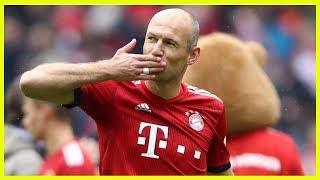 Robben Has Options In And Out Of Europe And Believes He Can Extend His Career For Five Years Post...