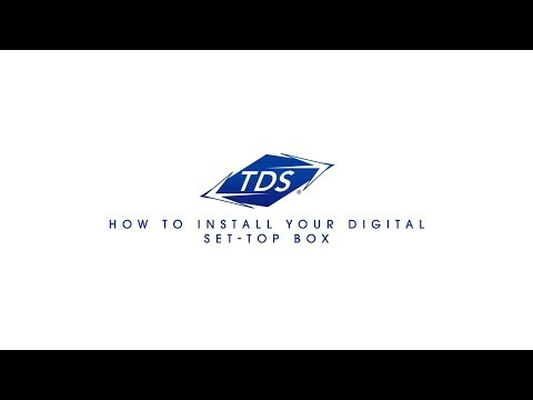 How to Install Your Digital Set-Top Box