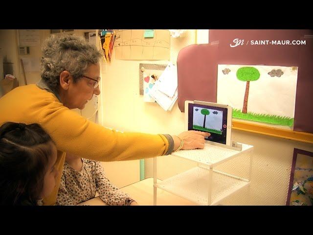 Vidéo Création de dessins animés par les  Ateliers Soleil
