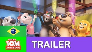 Talking Tom and Friends - Mais Coisas Que Amamos (Teaser de Novos Episódios)
