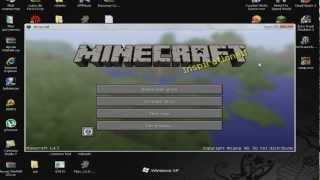 как изменить версию в  игре minecraft-pipix