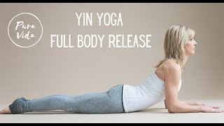 YIN YOGA FULL BODY RELEASE