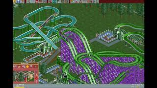 Ni ludu: RollerCoaster Tycoon #5 – Anĝelo