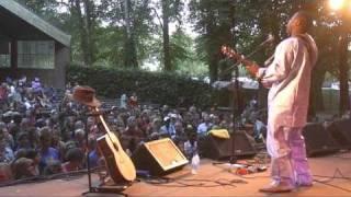 Afrikafestival Hertme 2008 - Vieux Farka Toure