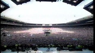 Metallica - Live at Freddie Mercury Tribute Concert, Wembley (1992) [MTV Broadcast]
