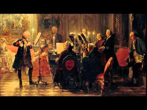 Johann Joachim Quantz Flute Concertos